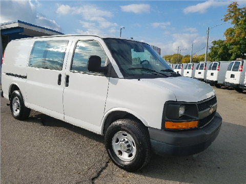Bob Rohrman Ford >> Cargo Vans For Sale in Indianapolis, IN - Carsforsale.com