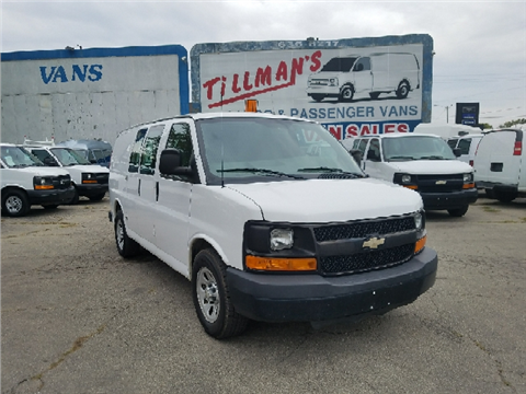 2010 Chevrolet Express Cargo for sale in Indianapolis, IN