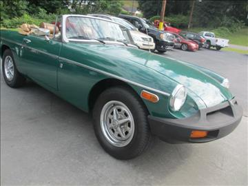 1976 MG MGB for sale in North Wilkesboro, NC