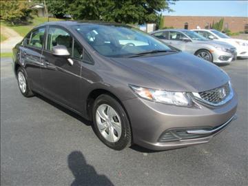 2013 Honda Civic for sale in North Wilkesboro, NC