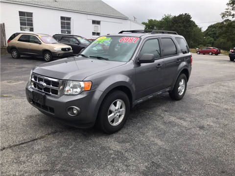 2010 Ford Escape for sale in Hyannis, MA