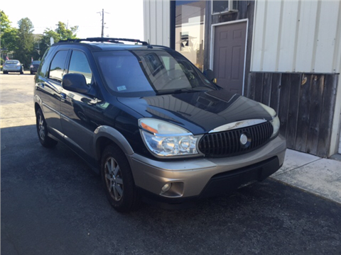 2004 Buick Rendezvous for sale in East Sandwich, MA