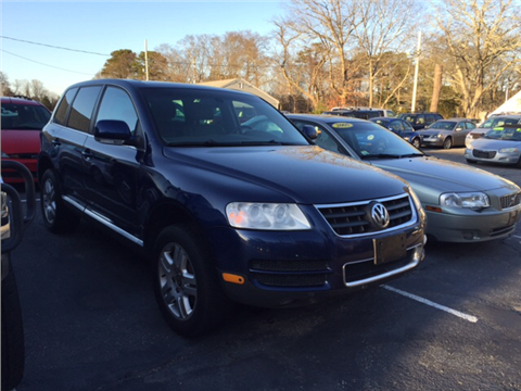2006 Volkswagen Touareg for sale in East Sandwich, MA