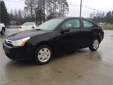 2008 Ford Focus for sale in Lake City, MI
