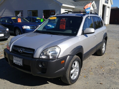 2005 Hyundai Tucson for sale in Glens Falls, NY
