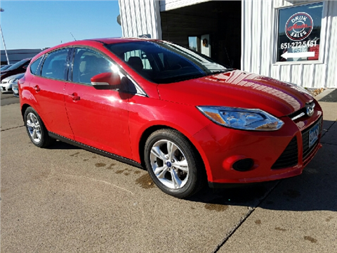 2013 Ford Focus for sale in Forest Lake, MN