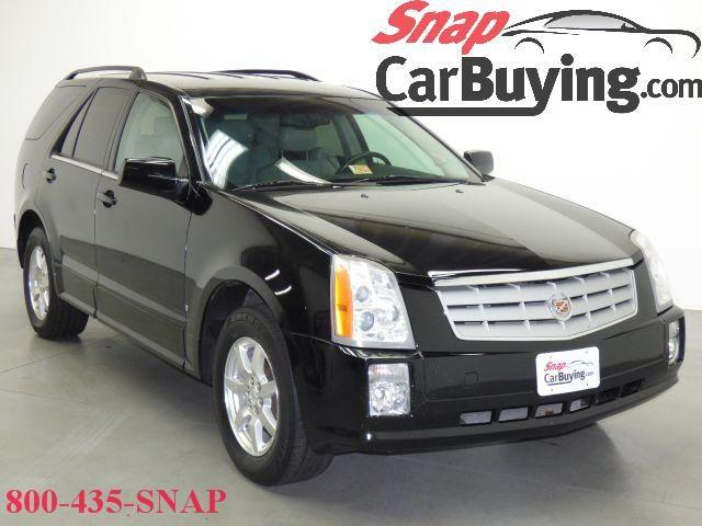 2007 Cadillac SRX for sale in Chantilly VA