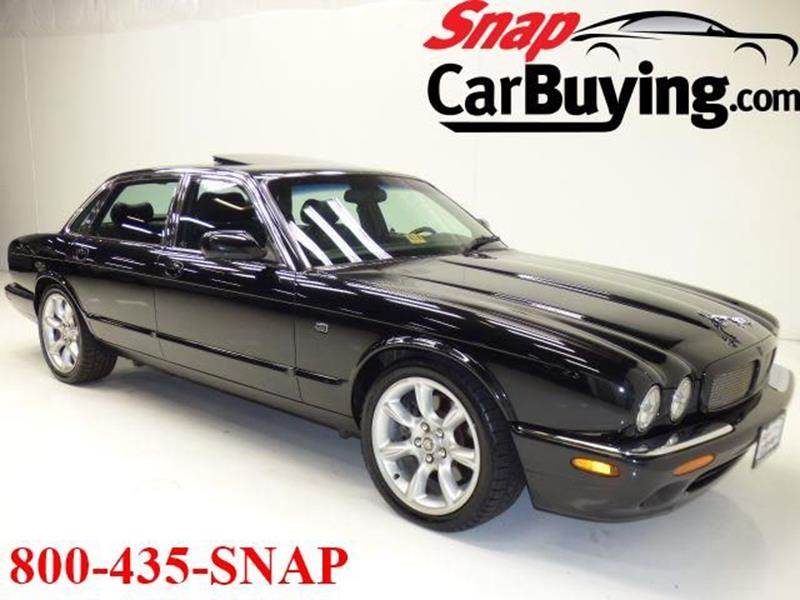 2002 Jaguar XJR For Sale In Chantilly, VA