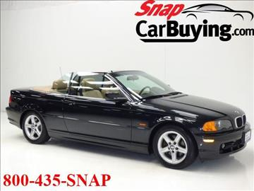 2002 BMW 3 Series for sale in Chantilly, VA