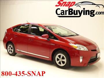 2013 Toyota Prius for sale in Chantilly, VA