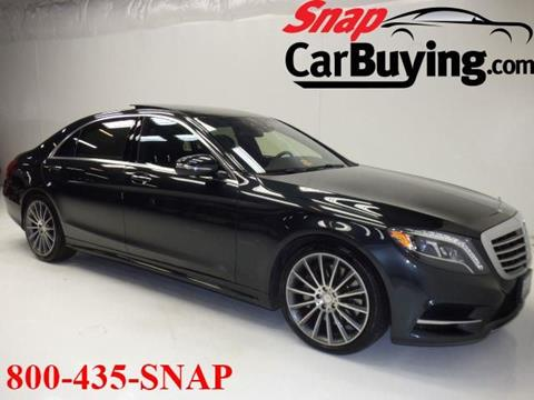 2014 Mercedes-Benz S-Class for sale in Chantilly, VA