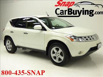 2004 Nissan Murano for sale in Chantilly, VA