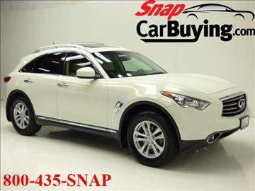 2013 Infiniti FX37 for sale in Chantilly, VA