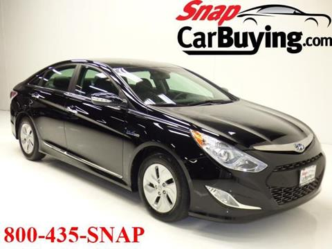2014 Hyundai Sonata Hybrid for sale in Chantilly, VA