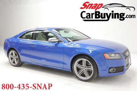 2011 Audi S5 for sale in Chantilly, VA