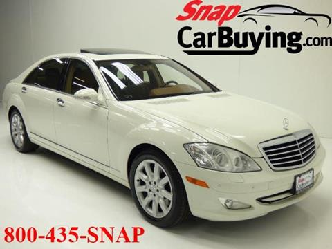 2007 Mercedes-Benz S-Class for sale in Chantilly, VA