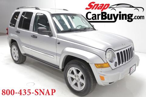 2007 Jeep Liberty for sale in Chantilly, VA