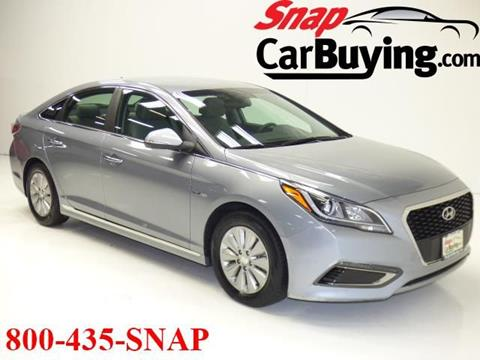 2016 Hyundai Sonata Hybrid for sale in Chantilly, VA