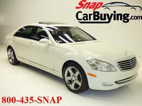 2008 Mercedes-Benz S-Class for sale in Chantilly, VA
