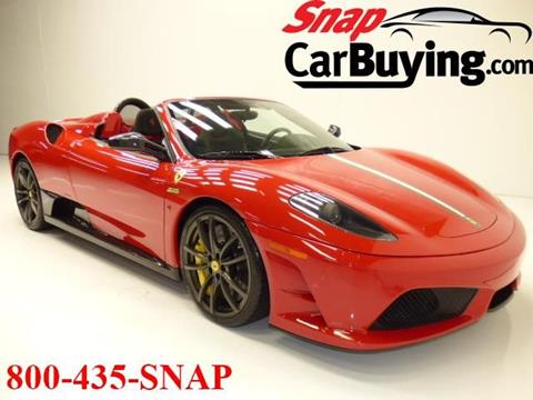 2009 Ferrari 430 Scuderia Spider for sale in Chantilly, VA
