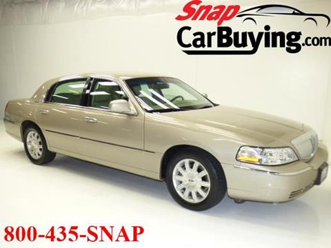 2008 Lincoln Town Car for sale in Chantilly, VA