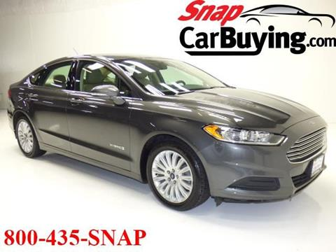 2015 Ford Fusion Hybrid for sale in Chantilly, VA