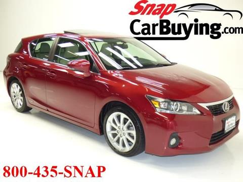 2011 Lexus CT 200h for sale in Chantilly, VA