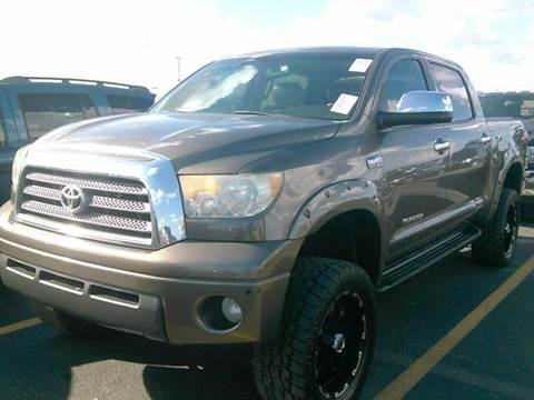 2008 Toyota Tundra for sale in Pinehurst, TX