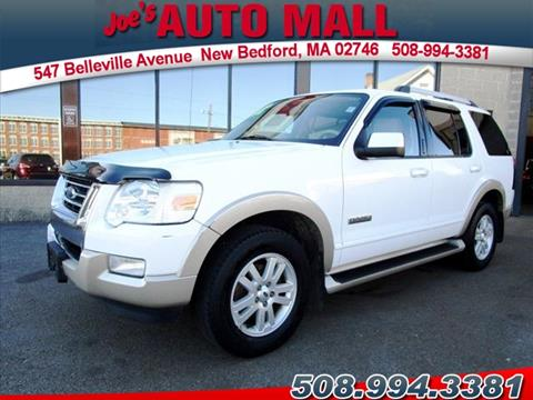 2007 Ford Explorer for sale in New Bedford, MA