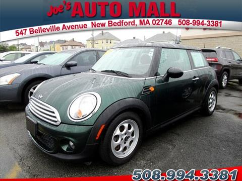 2012 MINI Cooper Hardtop for sale in New Bedford, MA
