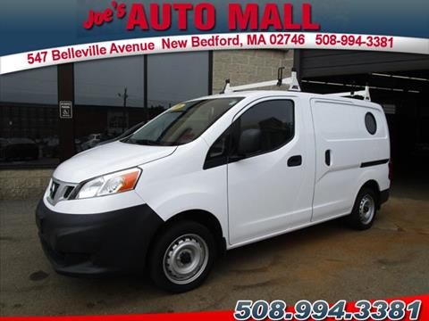 2016 Nissan NV200 for sale in New Bedford, MA