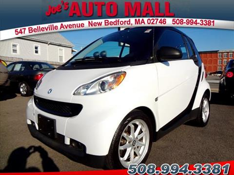 2009 Smart fortwo for sale in New Bedford, MA