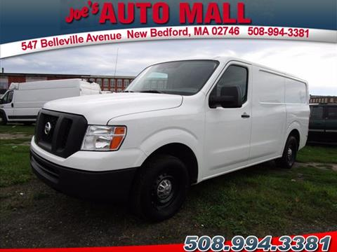 2016 Nissan NV Cargo for sale in New Bedford, MA
