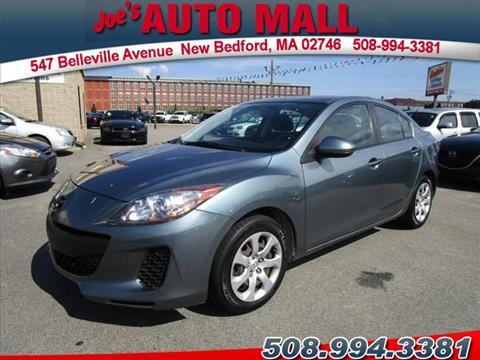 2012 Mazda MAZDA3 for sale in New Bedford, MA