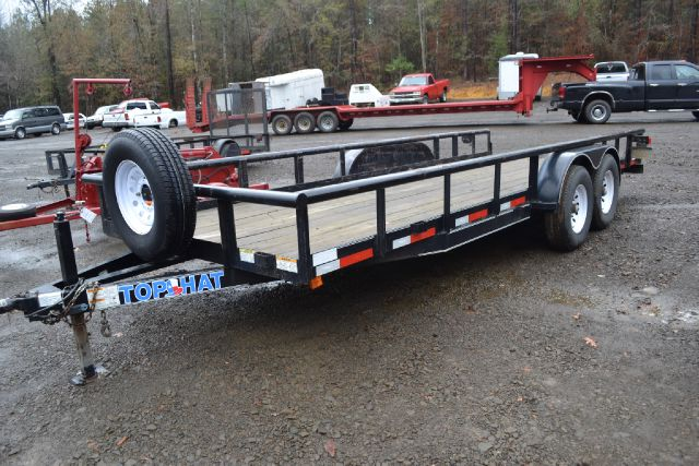2007 Top Hat Heavy Duty Trailer