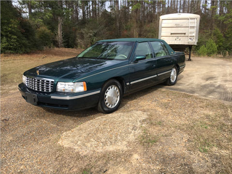 1997 Cadillac DeVille for sale in Winnfield, LA