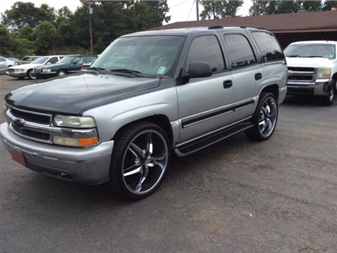 2004 Chevrolet Tahoe for sale in Winnfield, LA