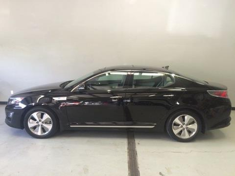 2014 Kia Optima Hybrid for sale in Layton, UT
