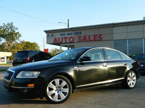 2005 Audi A6 for sale in Lincoln Park, MI