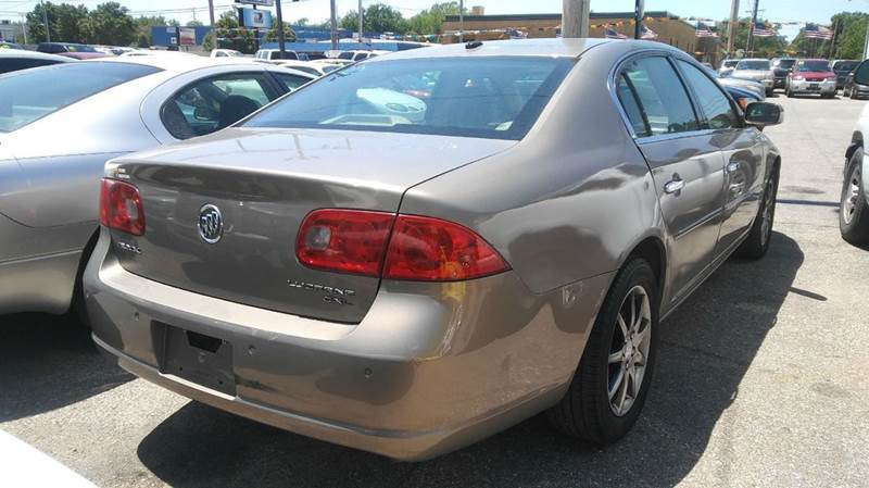 2006 Buick Lucerne Cxl V6 4dr Sedan In Wichita Ks Star