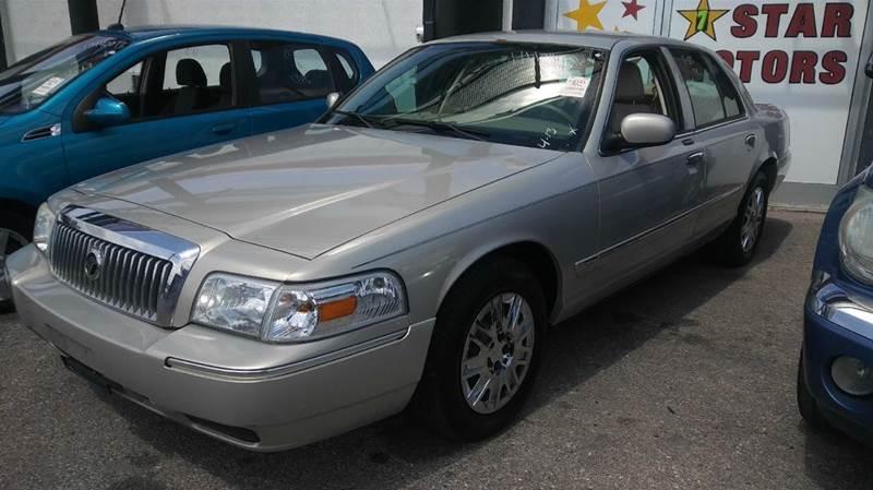 2008 Mercury Grand Marquis Gs 4dr Sedan In Wichita Ks