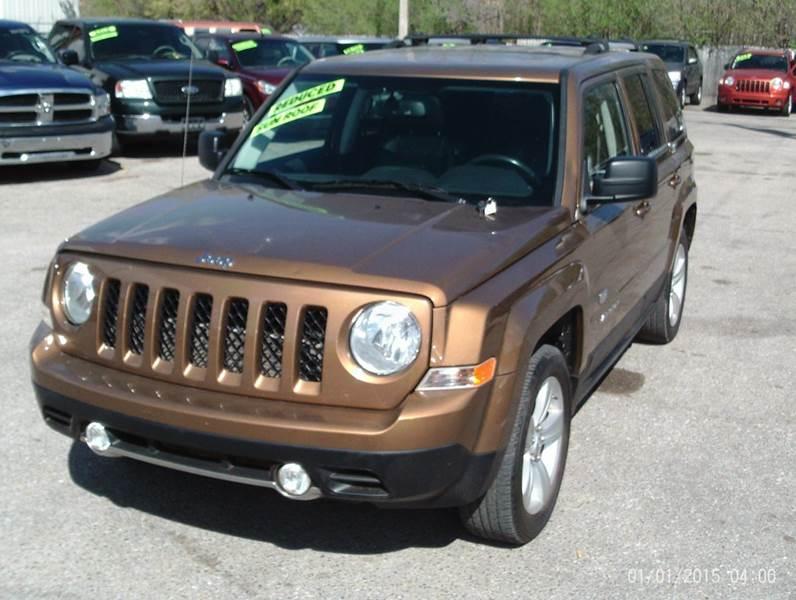 2011 Jeep Patriot Latitude X 4dr Suv In Wichita Ks Star