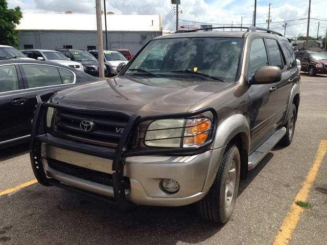 toyota sequoia for sale in wichita ks. Black Bedroom Furniture Sets. Home Design Ideas