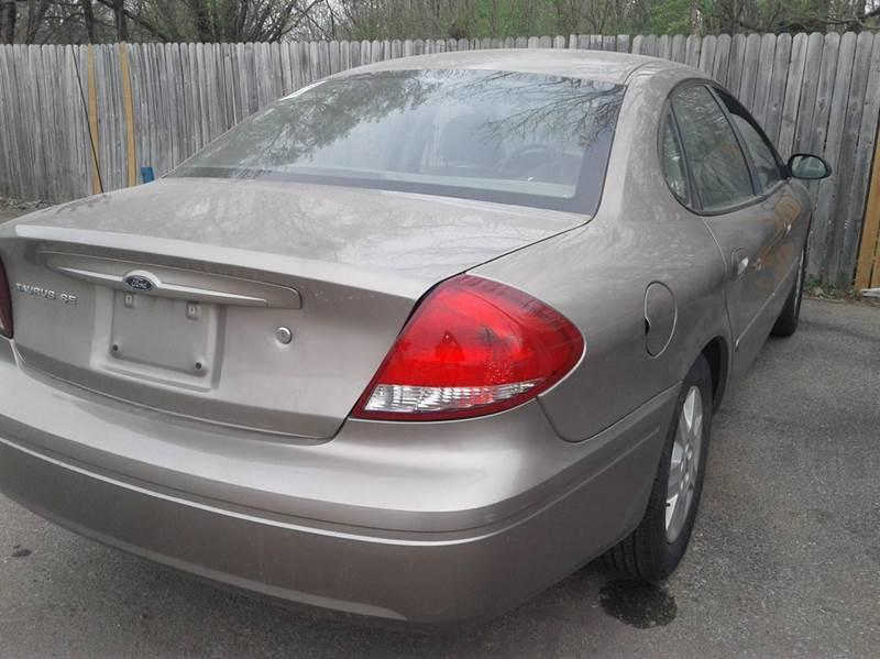 2006 Ford Taurus Se 4dr Sedan In Wichita Ks Star Motors Llc