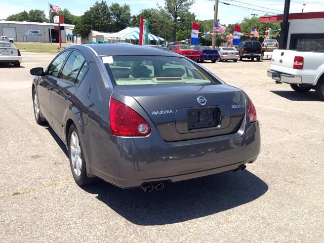 2005 Nissan Maxima 3 5 Se 4dr Sedan In Wichita Derby