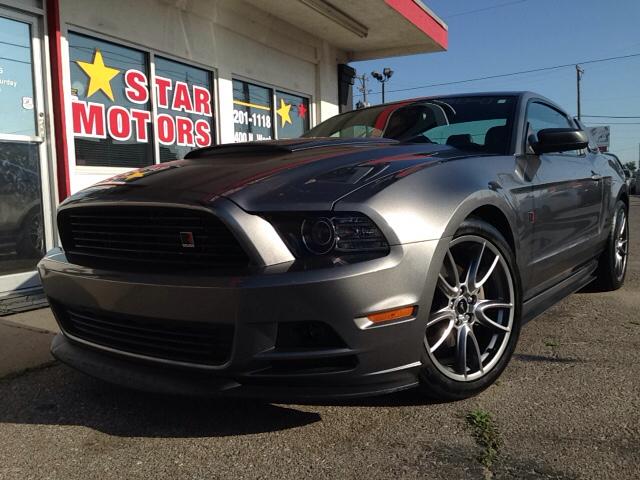 2014 Ford Mustang V6 Premium 2dr Coupe Star Motors Llc