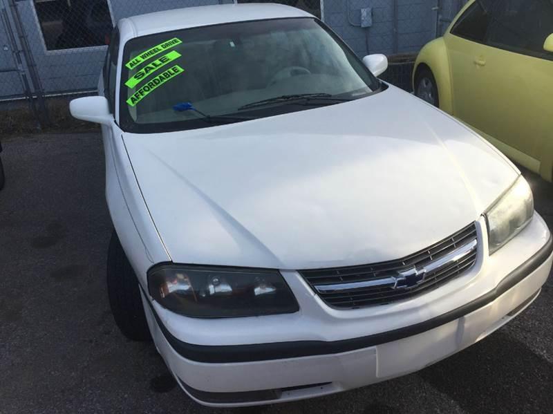 2002 Chevrolet Impala In Wichita Ks Star Motors Llc