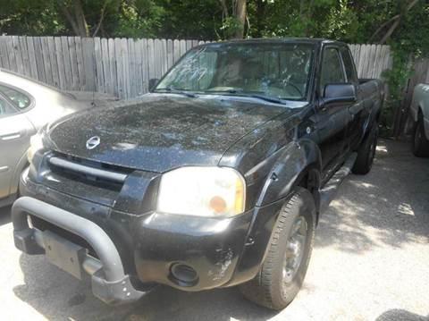 2004 Nissan Frontier for sale in Wichita, KS