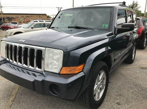 Used Jeep Commander For Sale In Kansas