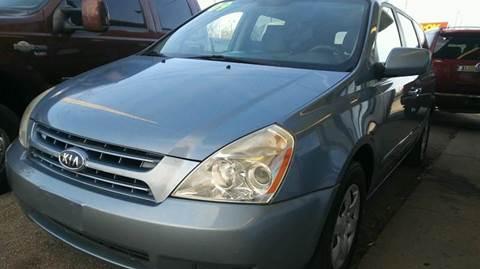 2009 Kia Sedona for sale in Wichita, KS